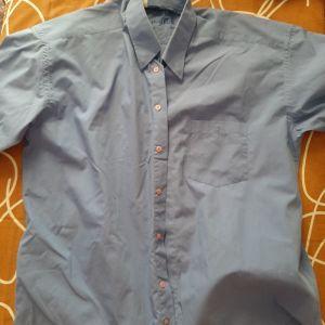 ανδρικο μωβ πουκαμισο