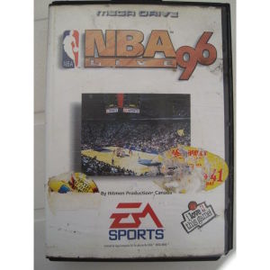 MEGADRIVE ** NBA LIVE 96 **