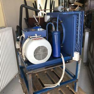 Μηχανή θαλάμου κατάψυξης