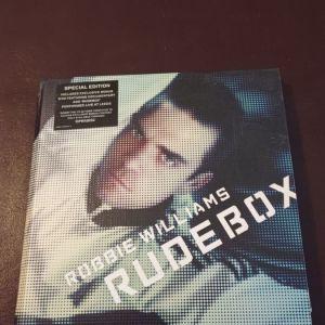 CD ΑΥΘΕΝΤΙΚΑ ROBBIE WILLIAMS RUDEBOX SPECIAL EDITION