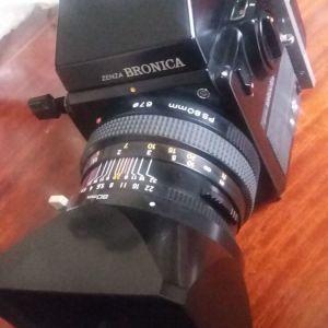Zenza Bronica  SQ-Ai 6x6
