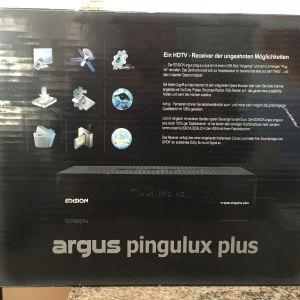 Edision Argus Pingulux Plus ΚΑΙΝΟΥΡΙΟ