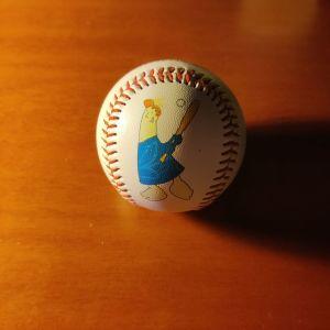Μπάλα μπέιζμπολ και καπέλο Αθήνα 2004