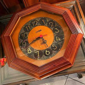 Ρολόι Μασίφ Ξύλο Vintage