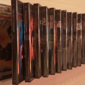 20 DVD James Bond