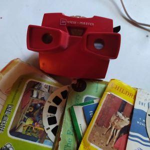 Αντίκα, 3D VIEW - MASTER με ταινίες