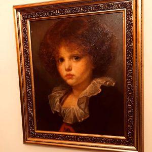 Πίνακας Ζωγραφικής Προσωπογραφία