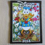 Ημερολογιο Disney 2016