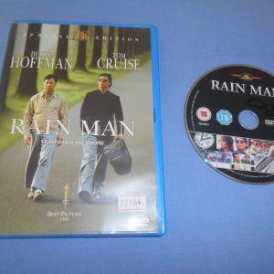 Ο ΑΝΘΡΩΠΟΣ ΤΗΣ ΒΡΟΧΗΣ / RAIN MAN - DVD