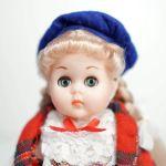 GINNY VOGUE- αμερικάνικη συλλεκτική κούκλα (1986) του κουτιού