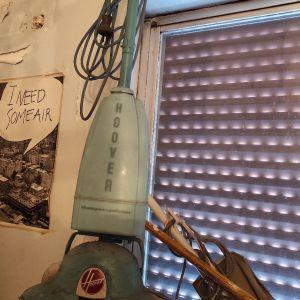 Σκούπα ηλεκτρική Hoover vintage