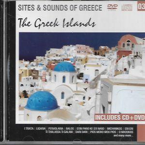 CD & DVD  / THE GREEK ISLANDS