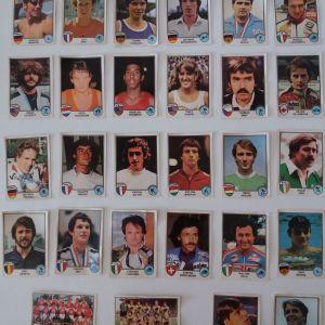 28 ΑΥΤΟΚΟΛΛΗΤΑ SPORT SUPERSTARS - EUROFOOTBALL 82(PANINI)