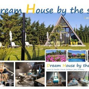 Dream House by the sea / ΕΝΟΙΚΙΑΖΕΤΑΙ τρίγωνο σπίτι στην Επανομή! (10 άτομα) Κατάλληλο για οικογένειες, παρέες, ζευγάρια, γενέθλια κλπ