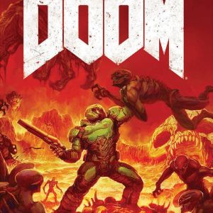Doom 2016 (Nintendo Switch)