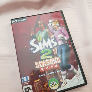 Sims 2 Seasons Expansion Pack PC