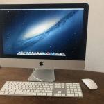 Apple iMac 21.5 - 1T Σκληρός | Late 2012 | Σε άριστη κατάσταση