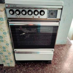 Ηλεκτρική κουζίνα Pitsos μεταχειρισμένη