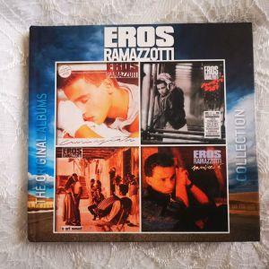 Eros Ramazzotti - The original albums collection 4 cd