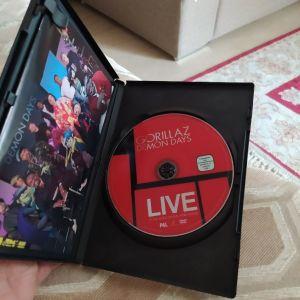 GORILLAZ DEMON DAYS LIVE DVD