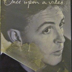 "PAUL McCARTNEY ""ONCE UPON A VIDEO"" - ΚΑΣΕΤΑ VHS"