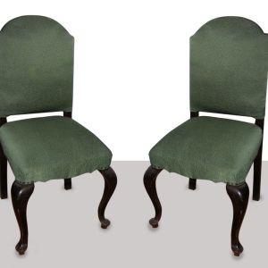 Δύο καρέκλες σαλονιού