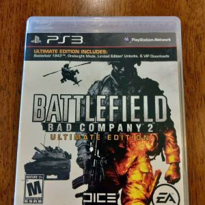 Battlefield Bad Company 2 Ultimate Edition Ps3