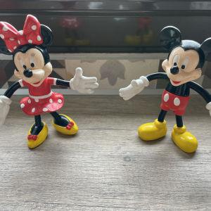 Φιγούρες Mickey Mouse Eurodisney