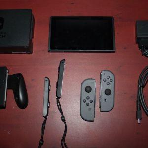 Nintendo switch black