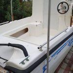 Σκάφος άσπρο, μάρκας ANEMOS 500
