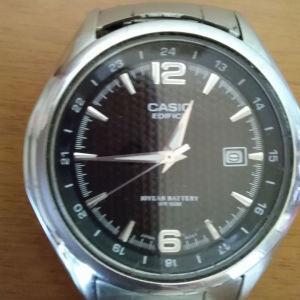 Ρολόι χειρός CASIO λειτουργικό