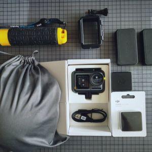 DJI Osmo Action Camera Bundle Kit - (GoPRo Alternative)