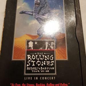 "THE ROLLING STONES - ""Bridges to Babylon tour '97-'98"" (Warner) blues/rock (Digipack!!!)"