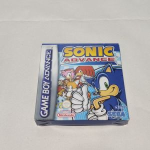 Sonic Advance for GBA