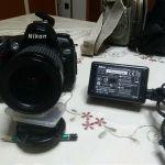 Nikon D70 επαγγελματική φωτ/κη μηχανή Nikon