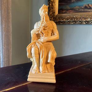 Vintage Αγαλματίδιο Μωυσής