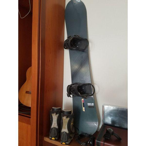Snowboard burton me mpotes 42,5