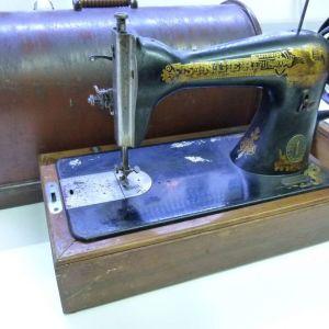 Ραπτομηχανή αντίκα Singer - 1914 - F4687250