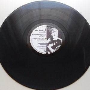 βινύλιο billy idol 1982 ( χωρίς εξώφυλλο )