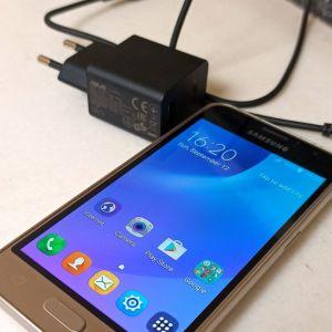 Samsung Galaxy J1 + φορτιστη + 8GB microSD σε αριστη κατασταση!