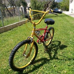 ποδήλατο αγορίστικο 20 ιντσών