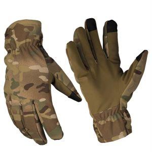 Γάντια SOFTSHELL παραλλαγής
