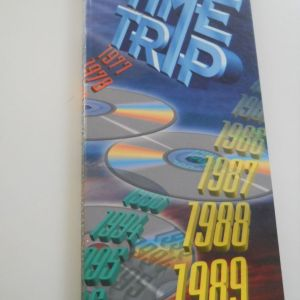 Time Trip - Hits Of The 70's,80's And 90's 3 CDs Box 1996