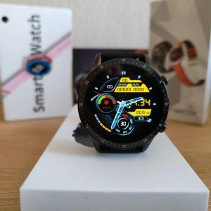 Smartwatch Z08s με δυνατότητα κλήσεων μέσω Bluetooth,βίντεο στην περιγραφή
