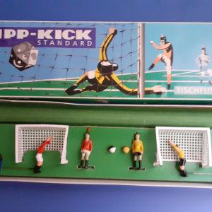 συλλεκτικο Ποδοσφαιρακι μεταλλικες φιγουρες σε τσοχα TIPP-KIKK