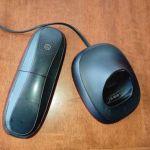 Motorola C1001LB Μαύρο Ασύρματο τηλεφωνο