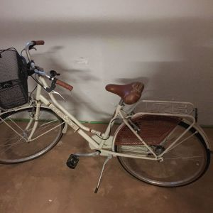Ποδήλατο Πόλης MBM Holland Crown Lux 26''