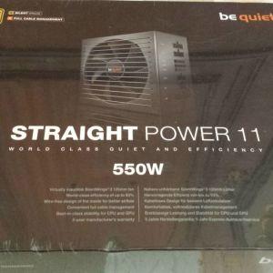 Τροφοδοτικό Be Quiet Straight Power 11 550W Full Modular 80 Plus Gold