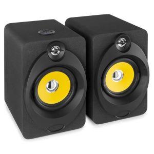 "VONYX XP50 Ζεύγος Αυτοενισχυόμενων Studio Monitor Ηχείων 5.25"" Με USB Και Bluetooth Ισχύος 2x50 Watt"