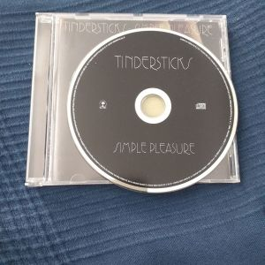 TINDERSTICKS - SIMPLE PLEASURE CD ALBUM